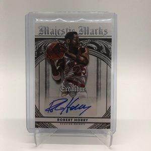 2014-15 Excalibur Robert Horry Auto
